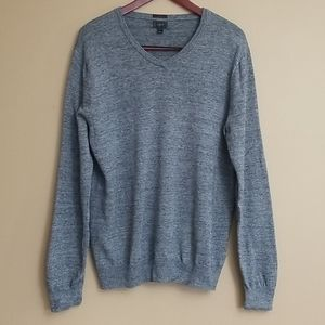 J Crew Vneck Oversized Sweater